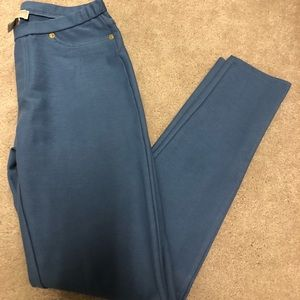 Michael Michael Kors Blue Leggings- S